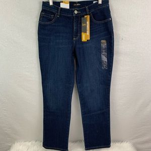 NWT LEE Straight Leg Classic Fit Jeans Size 6P